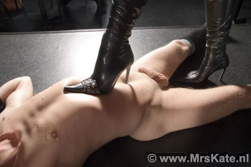 trampling Mrs Kate House of SubMission Den Haag