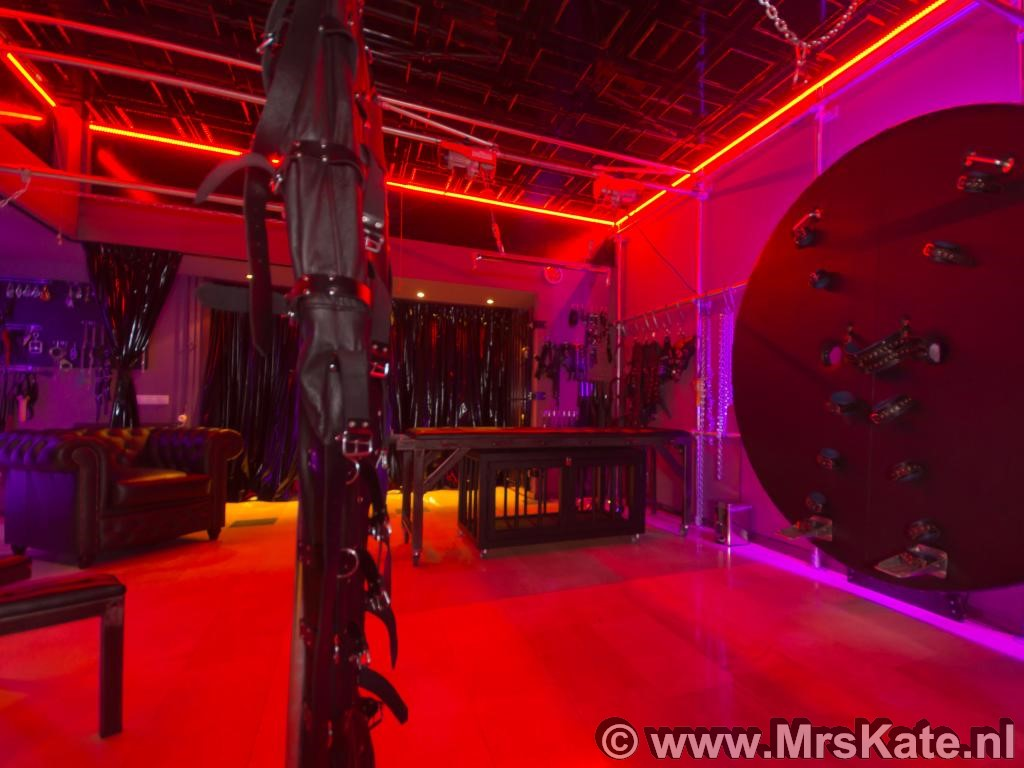 workshop Mrs Kate House of SubMission Den Haag